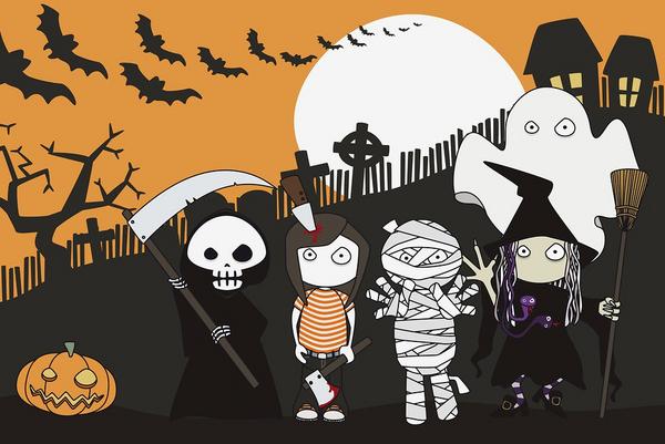 halloween eve lalavanderia 2013 scanpix