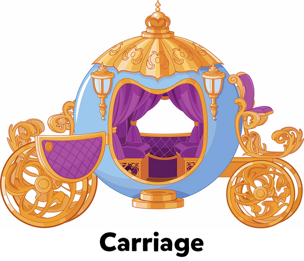 carriage COLOURBOX27474870